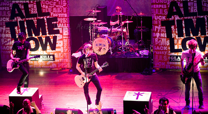 All Time Low Tour, Manchester, Mar 23