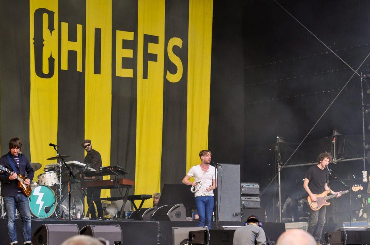 Kaiser Chiefs, Birmingham, Feb 25