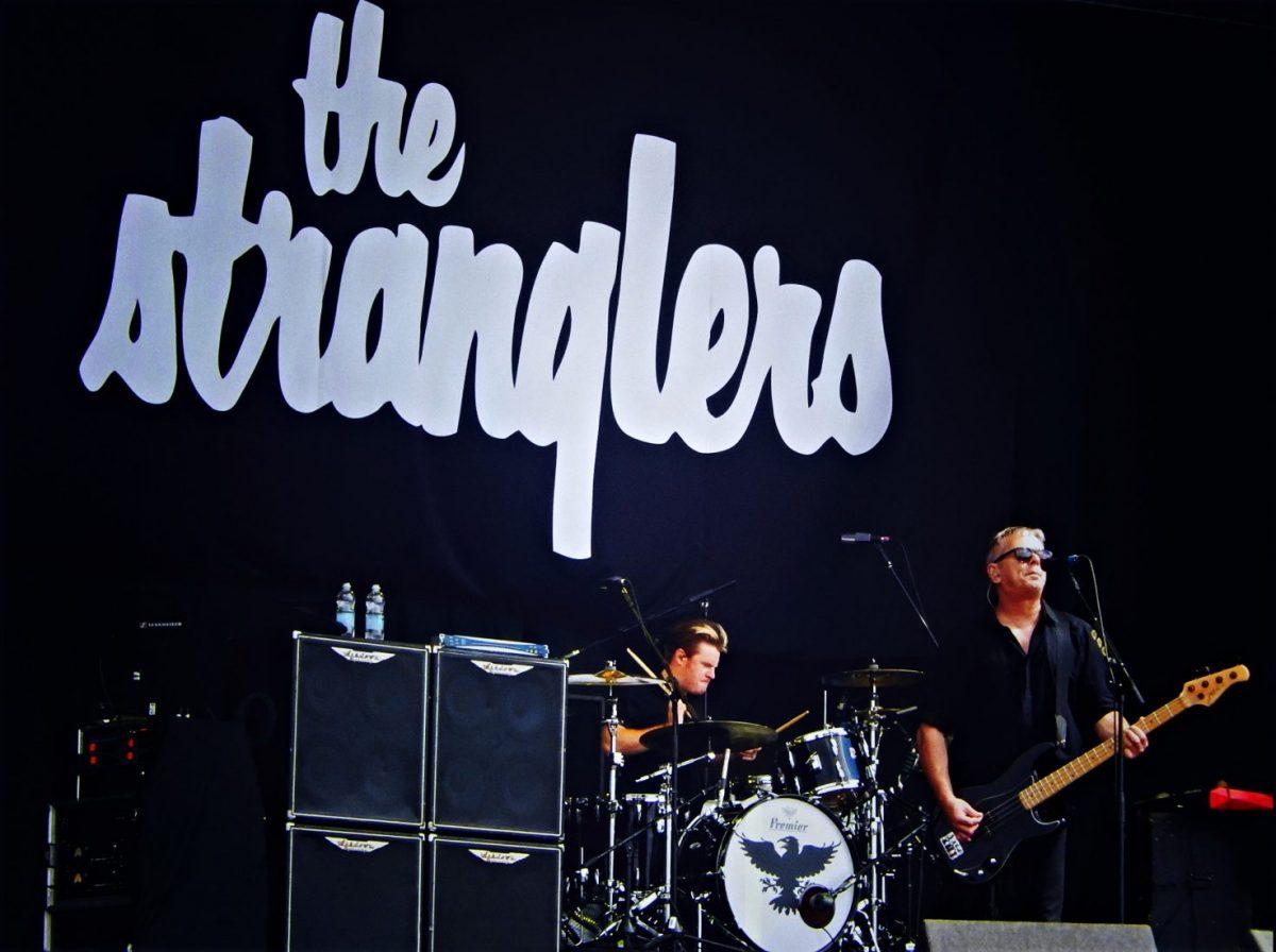The Stranglers, Newcastle, Mar 16