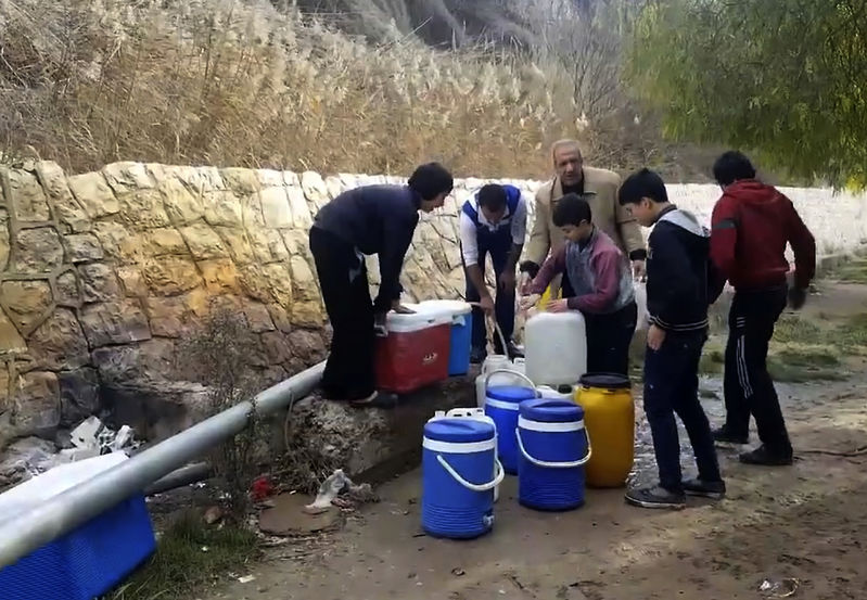 Damascus Water Crisis A 'War Crime'