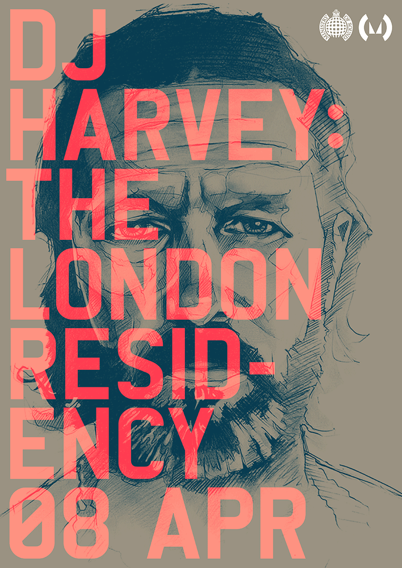 DJ Harvey: The London Residency, Part 1
