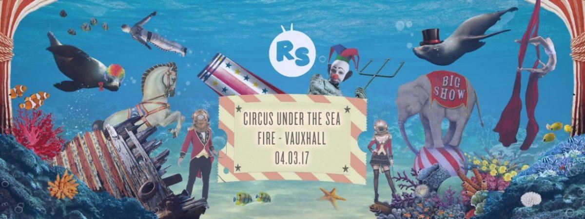 Regression Sessions – Circus Under The Sea