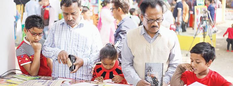 Ekushey Book Fair 2017