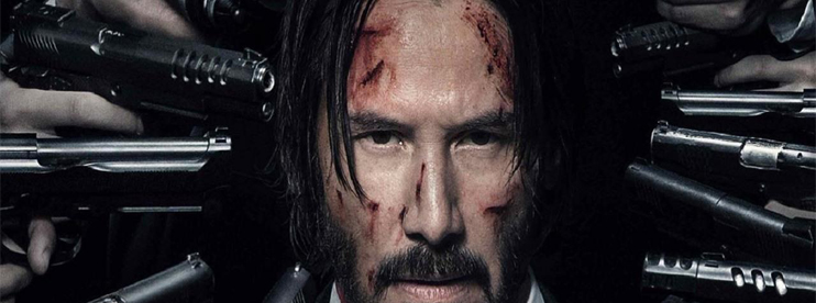 John Wick 2, film review by Andre