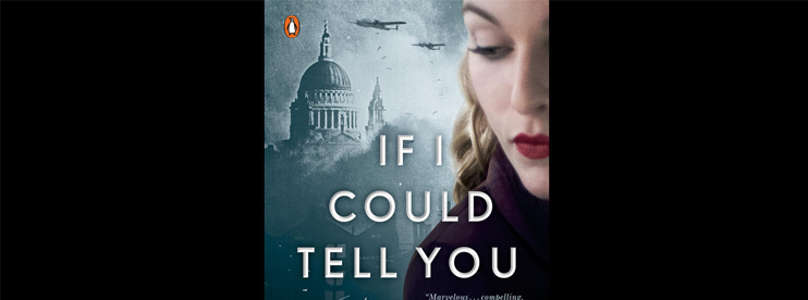 Best Book : If I Could Tell You