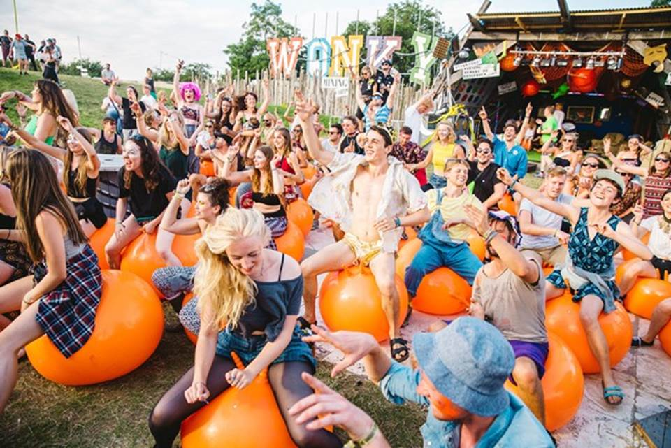 Secret Garden Party: 20 – 23 July