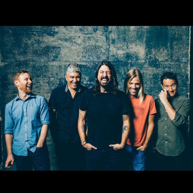 Foo Fighters, 2nd Headliner of Glastonbury 2017