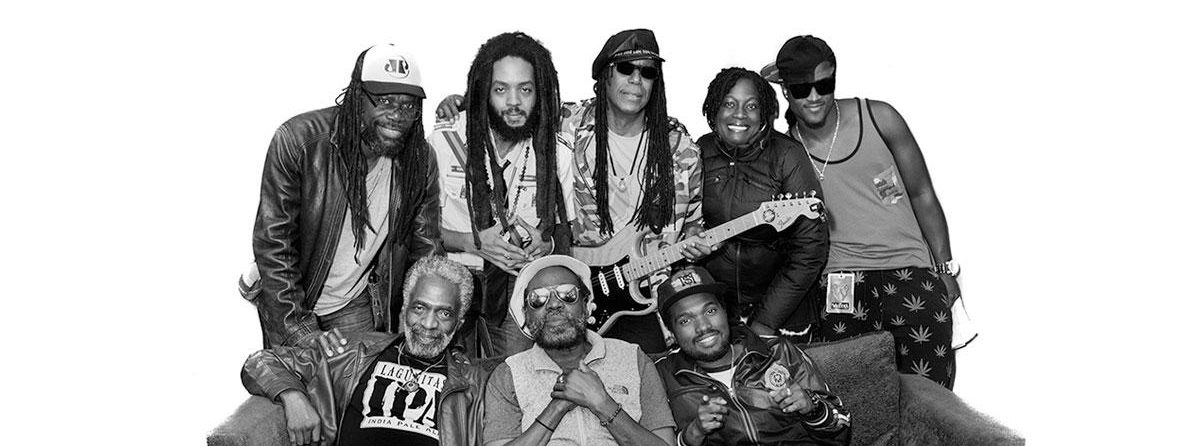 The Wailers, Newcastle, March 12
