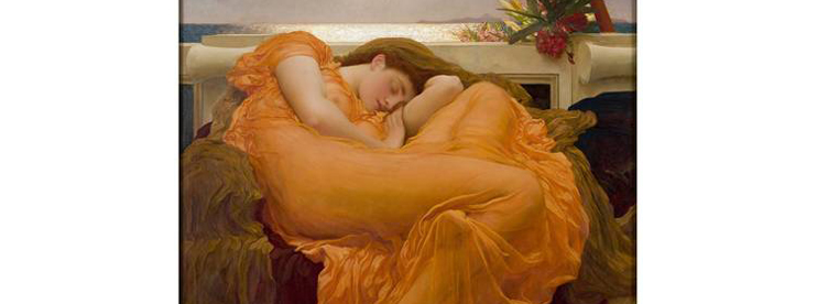 Flaming June: The Making Of An Icon