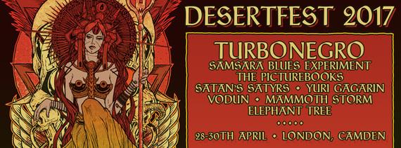 Desertfest 2017