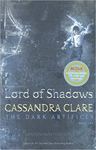 Book: Lord of Shadows (The Dark Artifices)