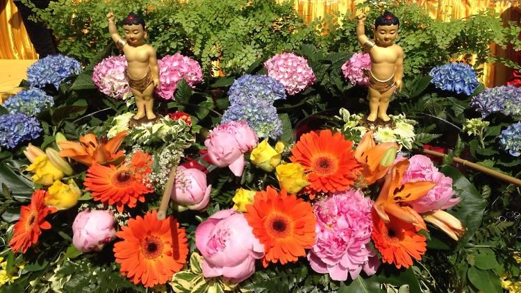 Buddha's Birthday Celebration