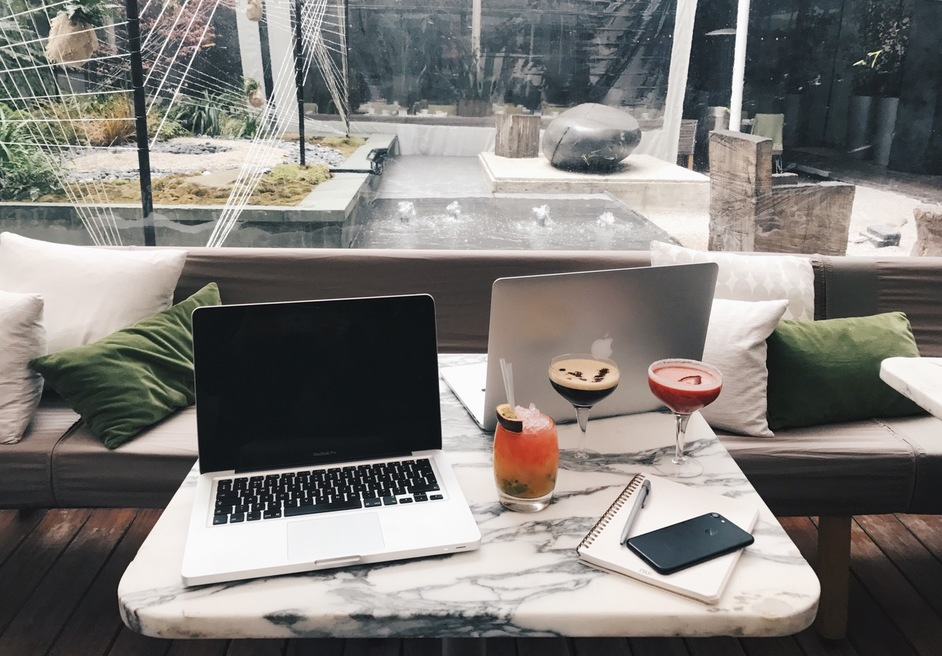 Cocktails & Coding