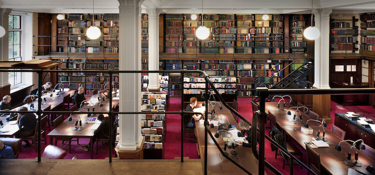 Evening Tour of The London Library