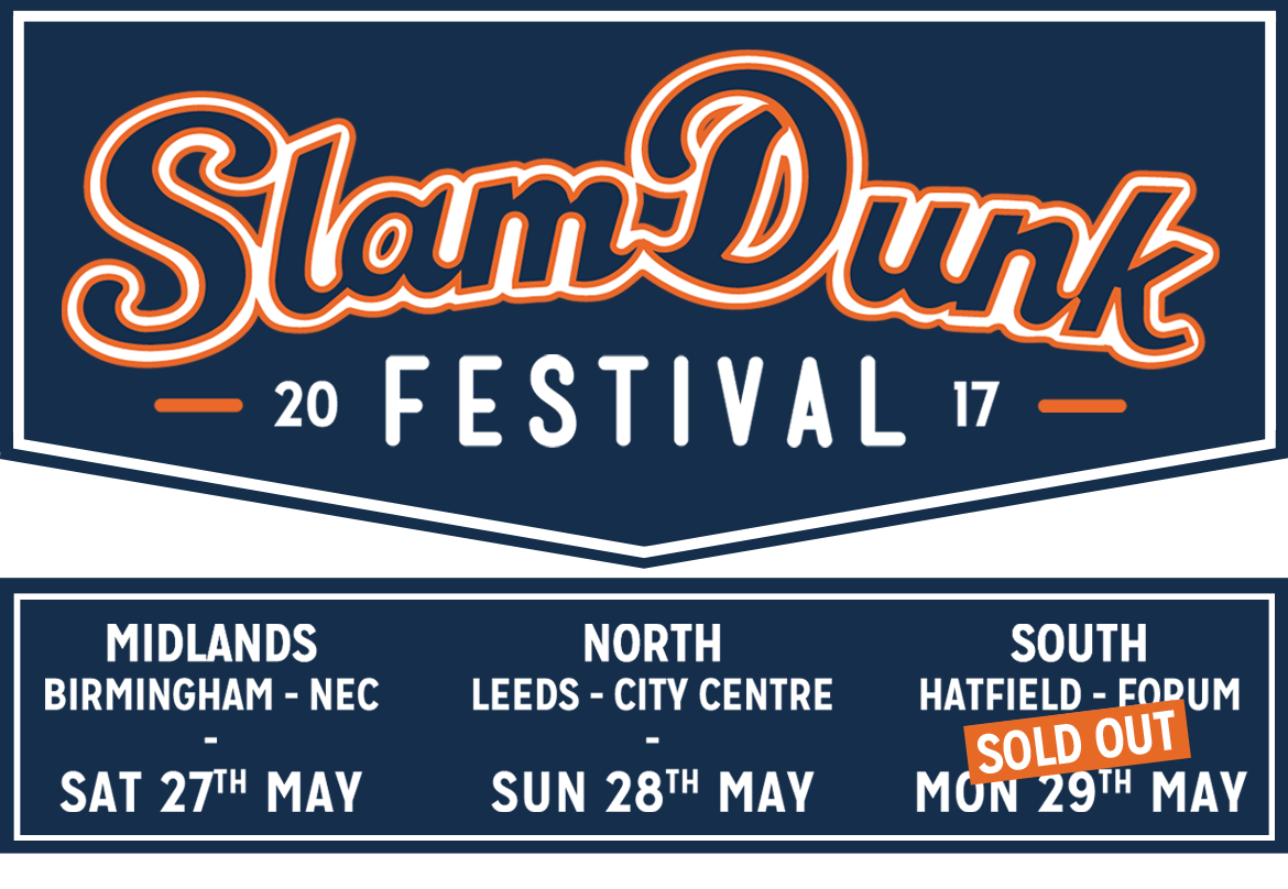 Enter Shikari To Headline Slam Dunk Festival