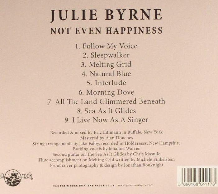 Album: Not Even Happiness