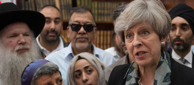 Theresa May Declares Islamophobia a Form of Extremism