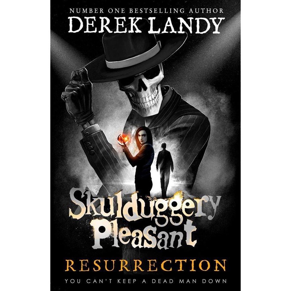 Book: Skulduggery Pleasant Resurrection
