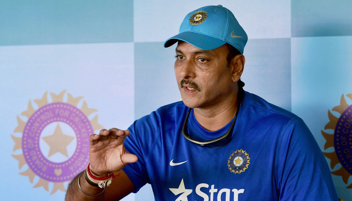 Ravi Shastri appointed As the New Head Coach Of Indian Men's Cricket Team