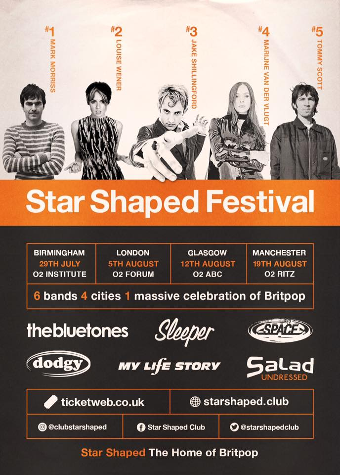 Star Shaped Festival