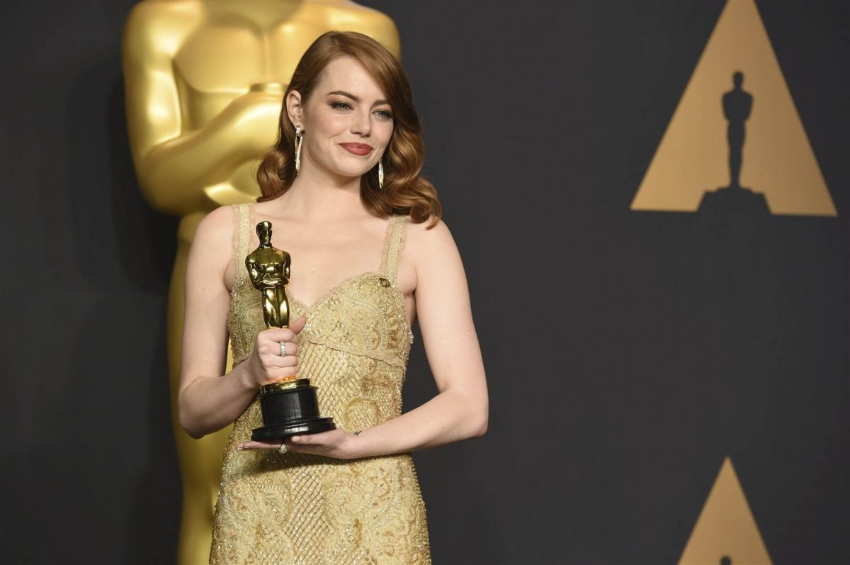 Emma Stone : The World's Highest-Paid Actress 2017