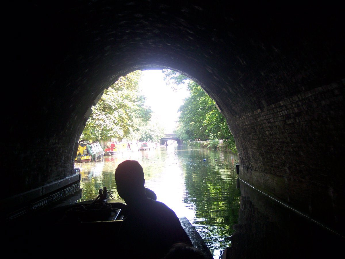 Tunnel Boat Trip