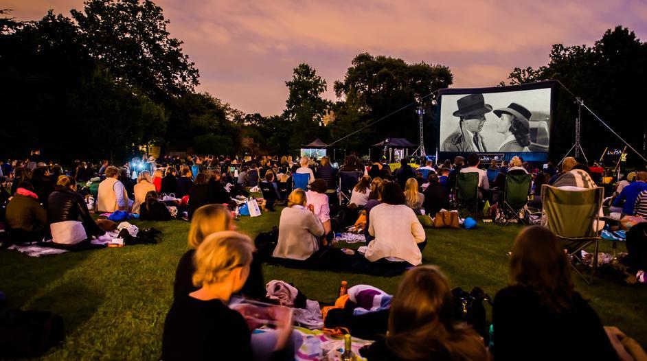 The Luna Cinema: Westminster Abbey