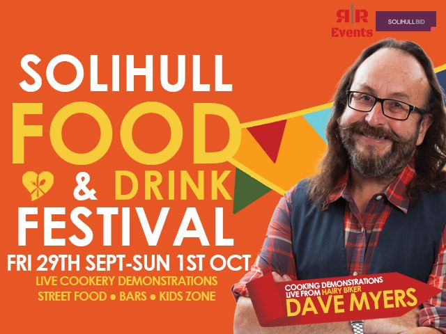 Solihull Food & Drink Festival 2017