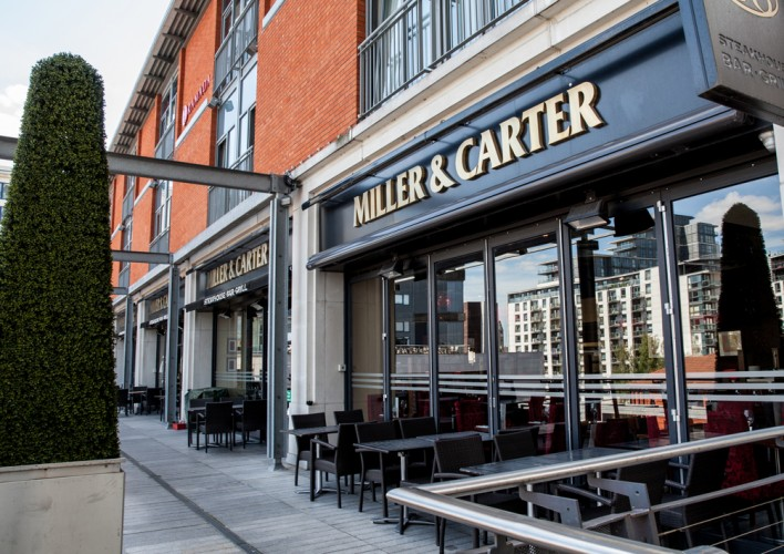Miller and Carter Restaurant Review