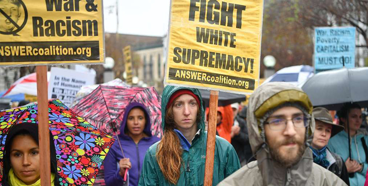 Nationwide Protests Against White Supremacy