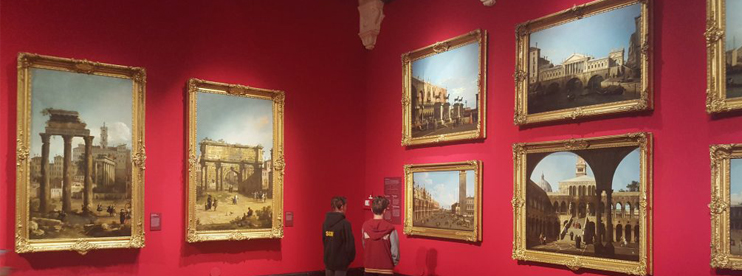 Canaletto and the Art of Venice at The Queen's Gallery
