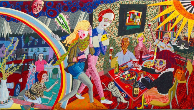 Grayson Perry: The Most Popular Art Exhibition Ever