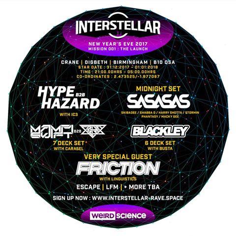 Interstellar Rave
