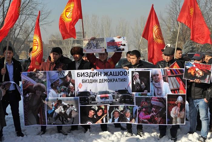 Bishkek, No More Safe for LGBT Community