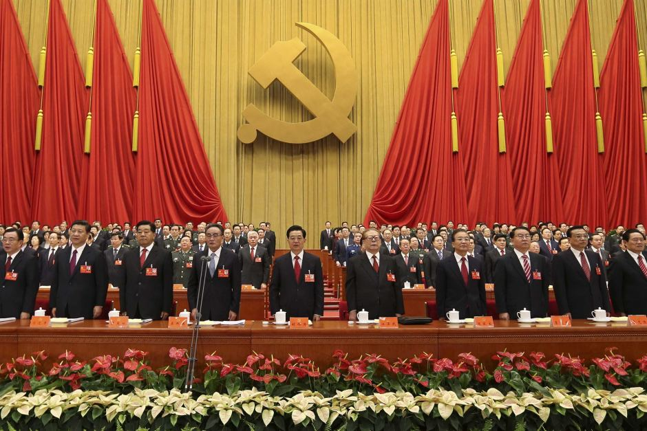 Xi Dream of China as  A Great Modern Socialist Country