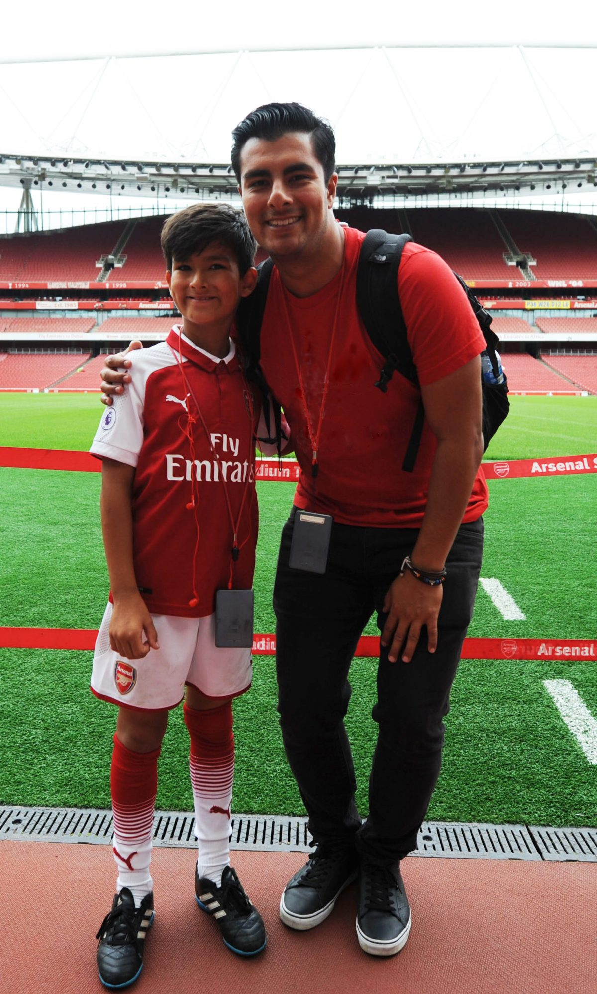 Kids Go Free – October Half Term @Arsenal, Emirates Stadium Tours