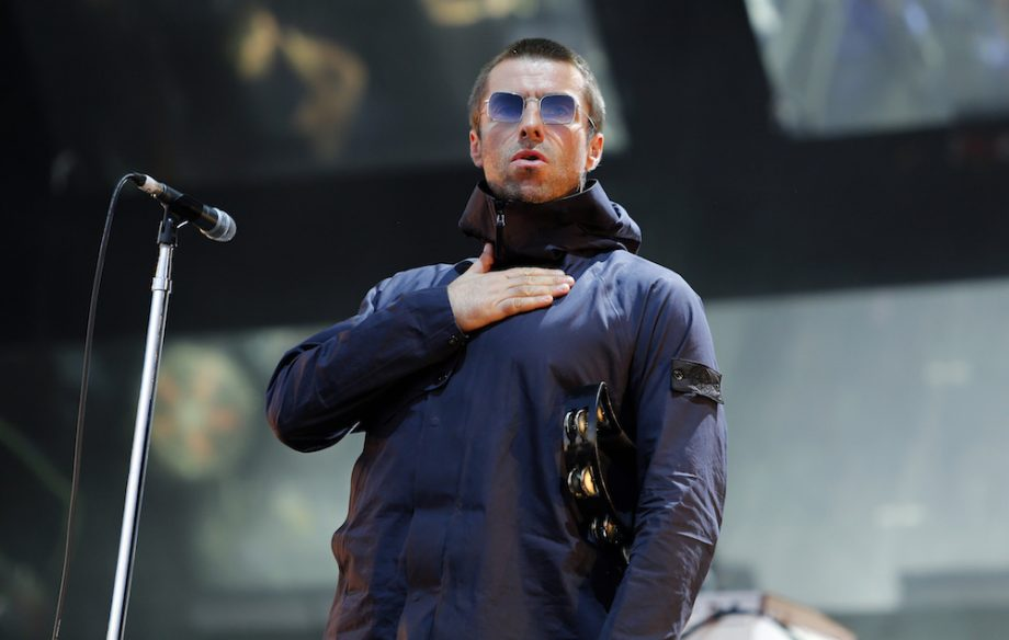 Liam Gallagher's 'As You Were' Highest Selling Vinyl Record In 20 Years