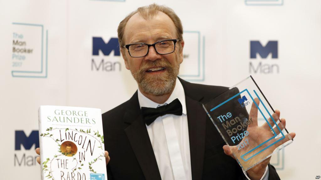 George Saunders wins Man Booker Prize 2017 for Debut Novel