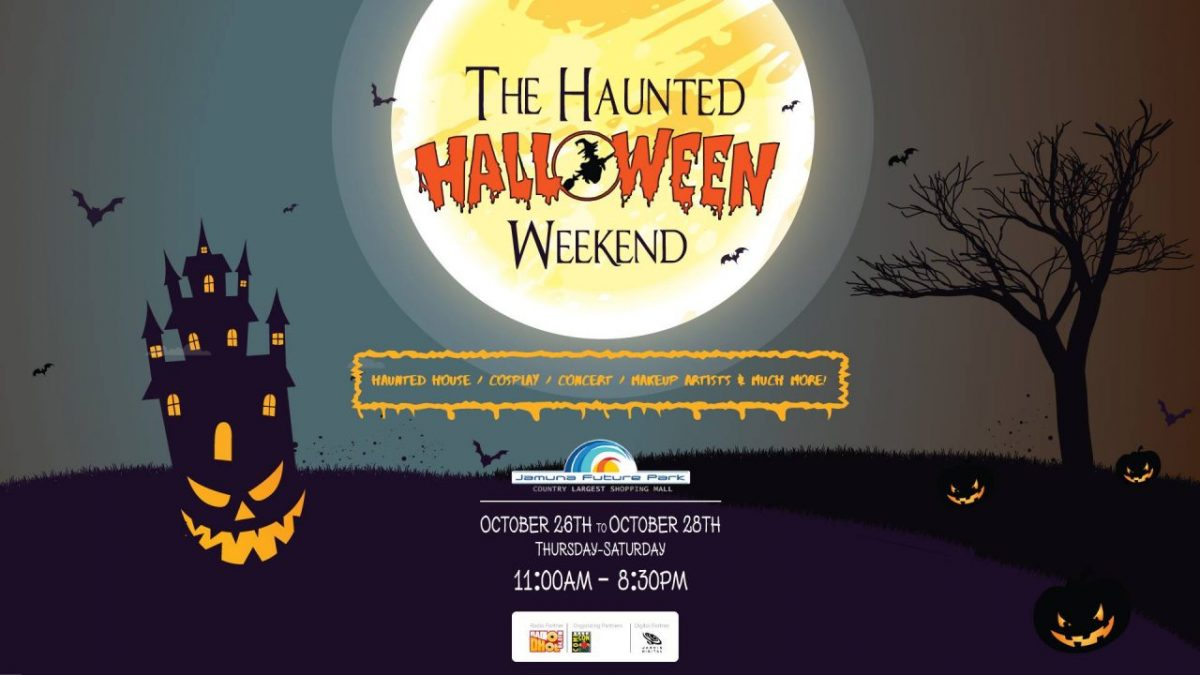 The Haunted Halloween Weekend