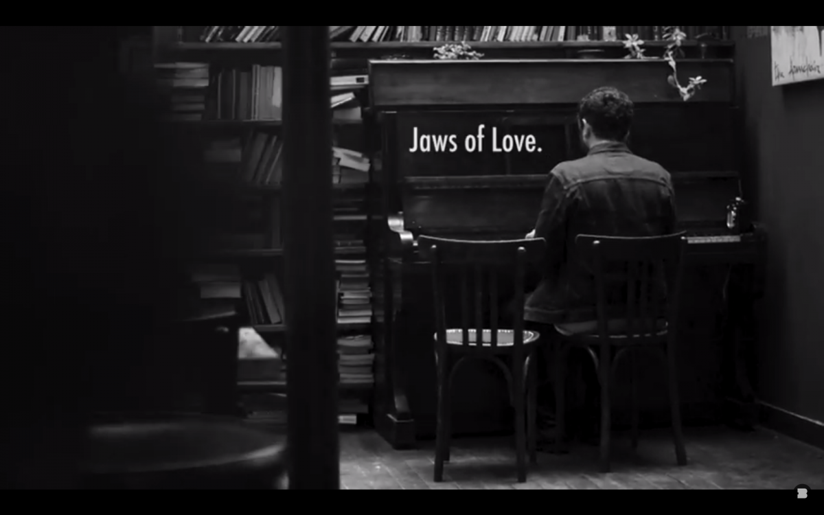 Getting Intimate with Jaws of Love