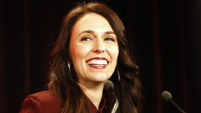 New Zealand's next Prime Minister Jacinda Ardern