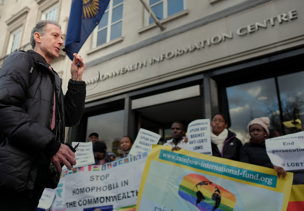 Peter Tatchell's Philosophies: Providing Hope for Humanity