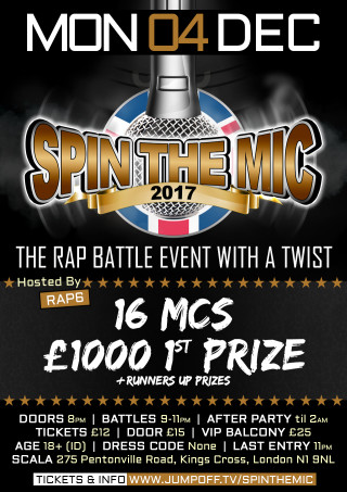 Spin The Mic