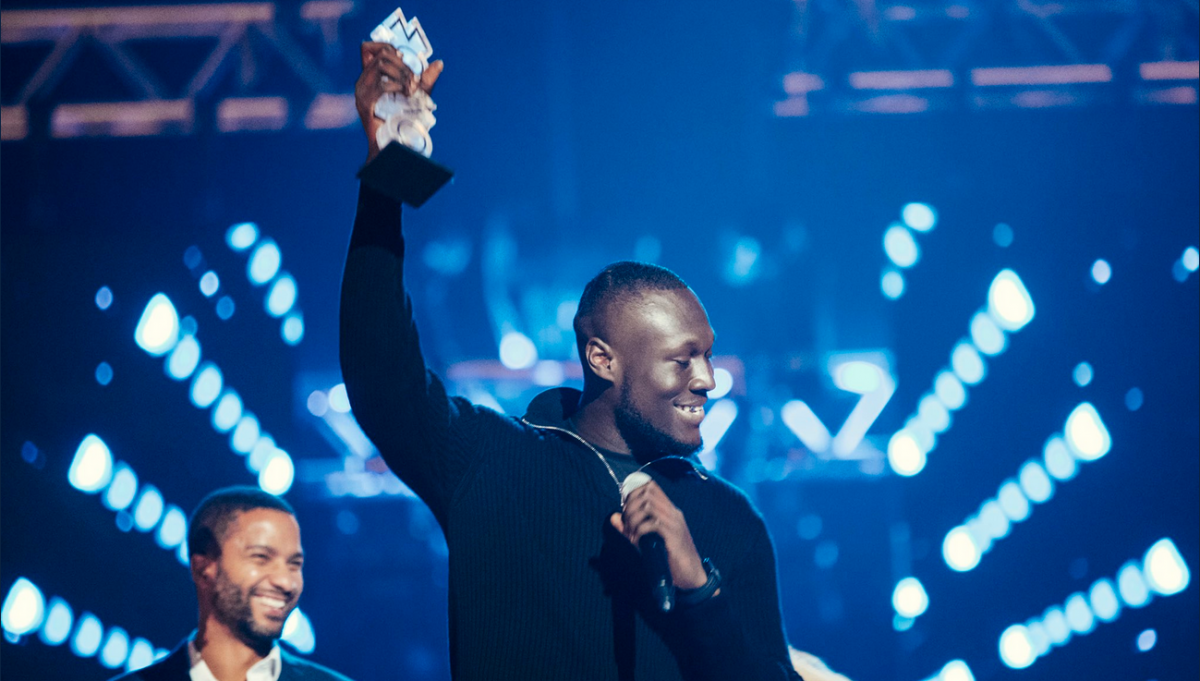 Big Wins for Stormzy at MOBO Awards 2017