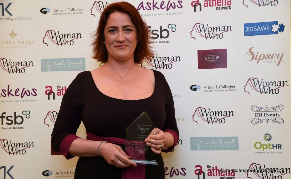 Woman WHO…Awards 2018 Underway