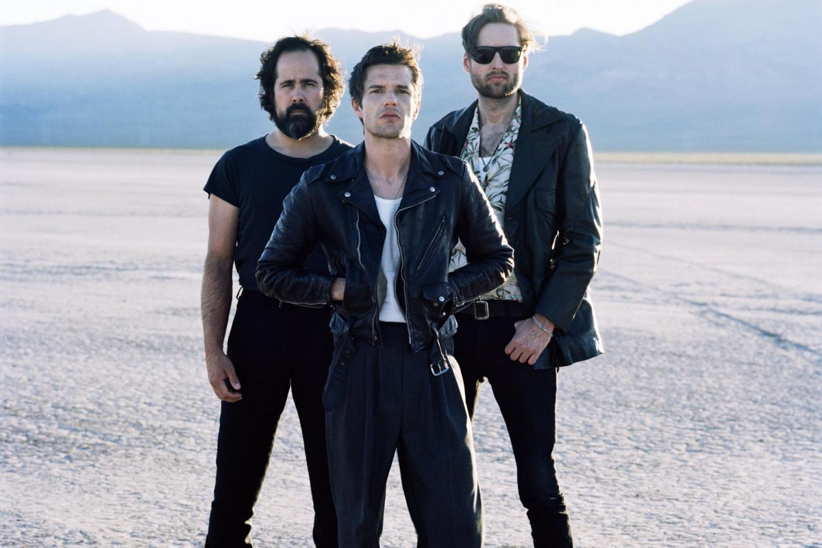 The Killers Announce UK Stadium Shows 2018