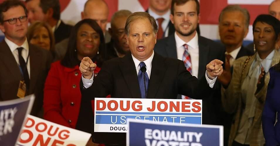 In Alabama election Democrat's triumph over Republican a blow to Trump