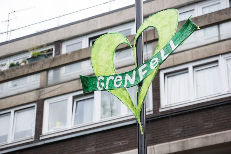 Local Businesses to Receive Funding After Grenfell Fire