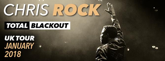 Review – Chris Rock's 'Total Blackout' Tour