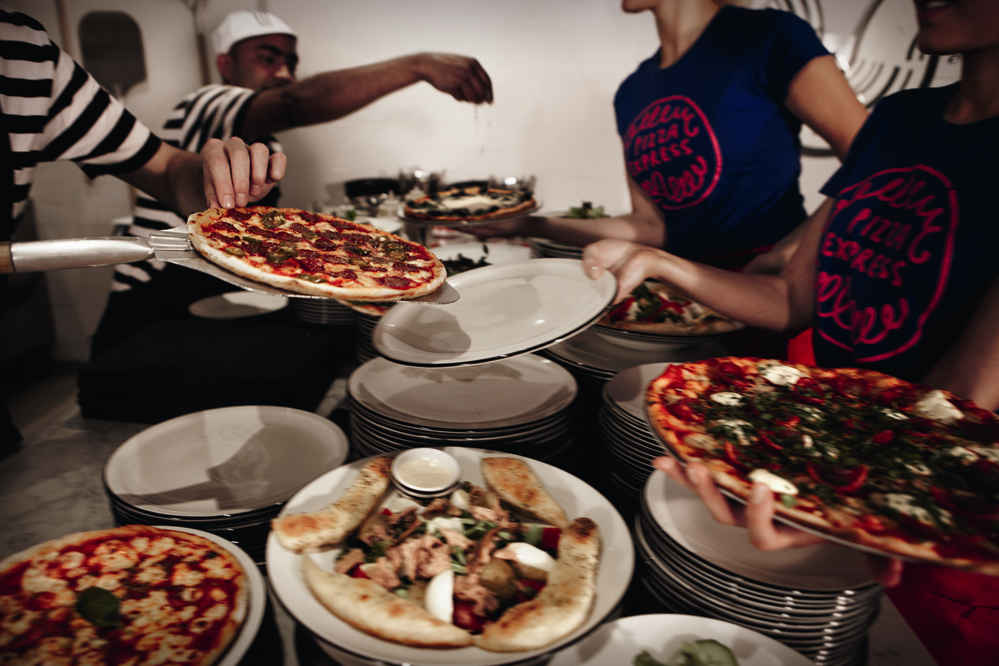 WhatsOn Review: Pizza Express in London's China Town